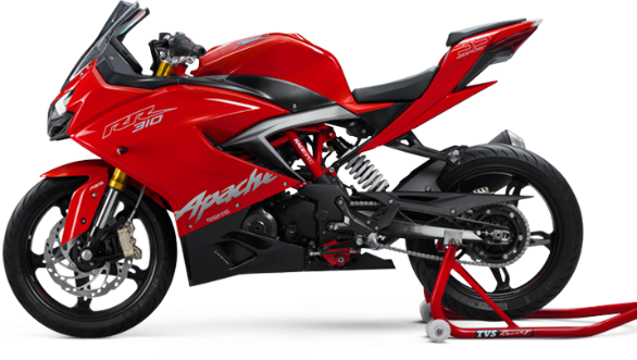 TVS Apache RR310 sees price hike of Rs 8,000 to Rs 18,000