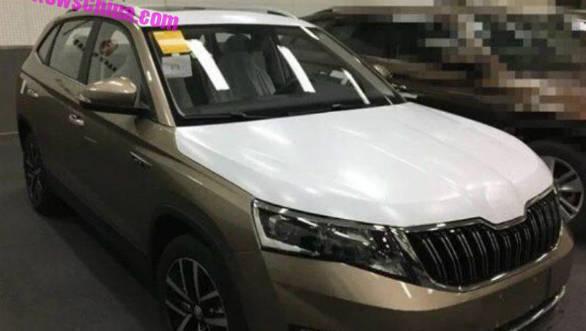 Hyundai Creta-rivaling Skoda Kamiq to debut at Beijing Auto show