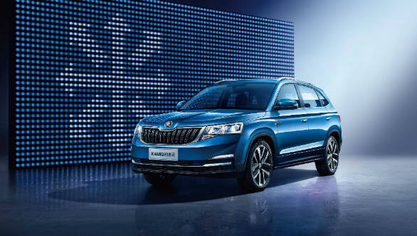 Skoda Kamiq unveiled before Auto China 2018 debut