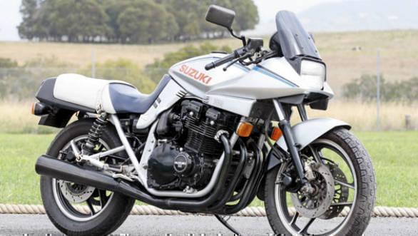 Suzuki may bring back Katana nameplate on an upcoming motorcycle