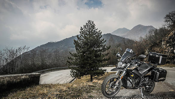Zero Motorcycles launches DSR Black Forest electric adventure tourer