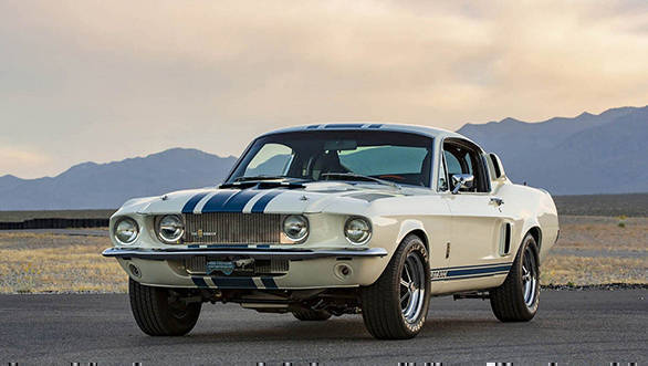1967 Ford Shelby GT500 Super Snake reborn for a limited run