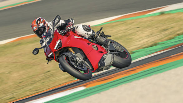 Ducati issues recall for Panigale V4 in USA, India models