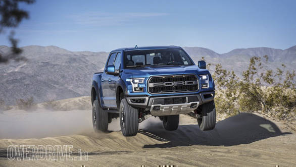 2019 Ford F-150 Raptor gets adaptive suspension and off-road cruise control
