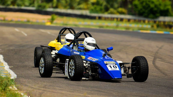2018 Formula Junior Racing Series: Bala Prasath crowned champion