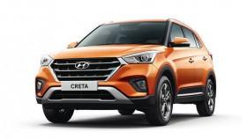 Image gallery: 2018 Hyundai Creta facelift launched in India