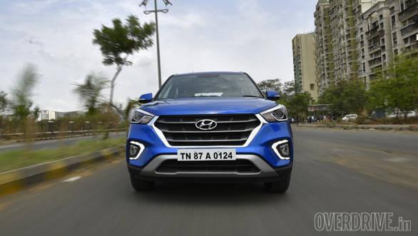 2018 Hyundai Creta Facelift First Drive Review Overdrive