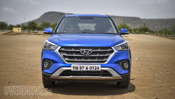 Hyundai Creta facelift receives 14,366 bookings in India