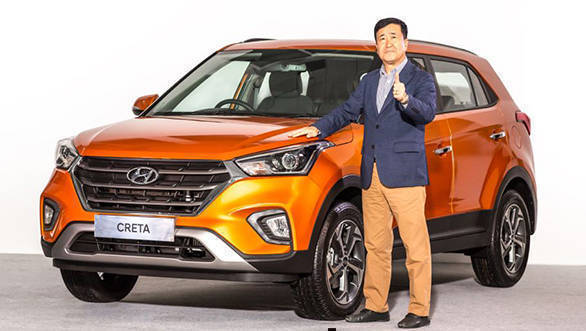 Hyundai Creta facelift launched in India at a starting price of Rs 9.44 lakh (ex-showroom Delhi)