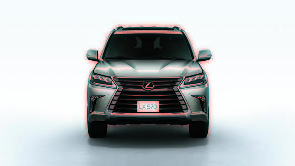 2018 Lexus Lx 570 Flagship Suv Launched In India At Rs 2 32 Crore