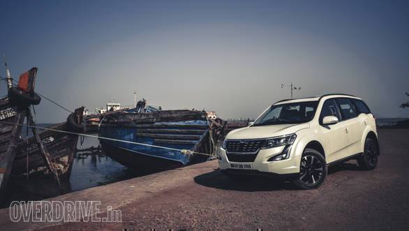 Image Gallery 2018 Mahindra Xuv500 Road Test Review Overdrive