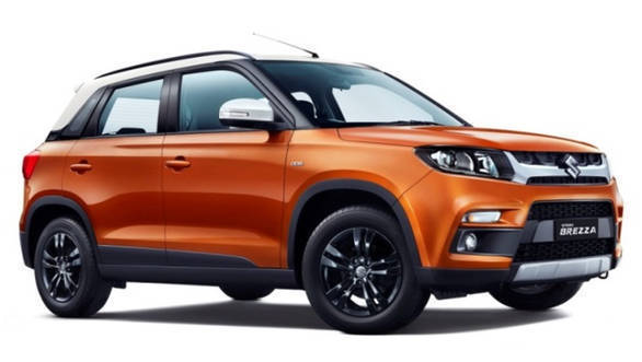 2018 Maruti Suzuki Vitara Brezza diesel automatic launched at Rs 8.54 lakh
