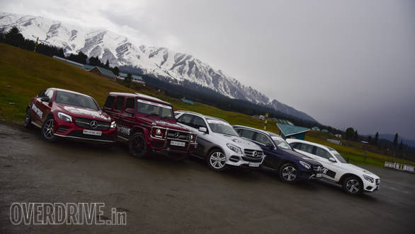 Special feature: 2018 Mercedes-Benz OVERDRIVE Winter Drive