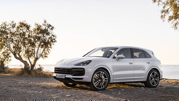 Exclusive: 2018 Porsche Cayenne Turbo priced at Rs 1.92 crore, bookings now open in India