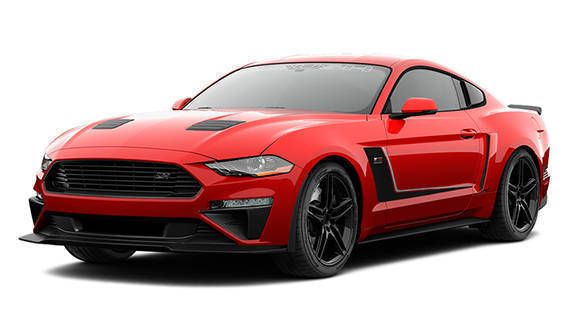 2018 Roush JackHammer Ford Mustang packs a 720PS kick