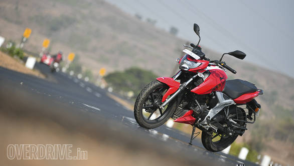 2018 Apache RTR 160 4V: Four things that you'll love and two