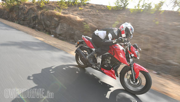 2018 Apache RTR 160 4V: Four things that you'll love and two that you won't