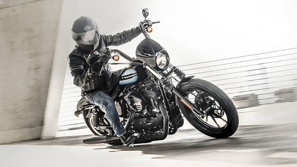 2018 Harley-Davidson Iron 1200 first ride review