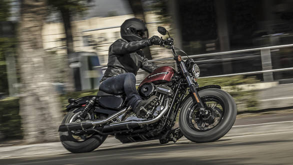 Image gallery: 2018 Harley-Davidson Forty-Eight Special