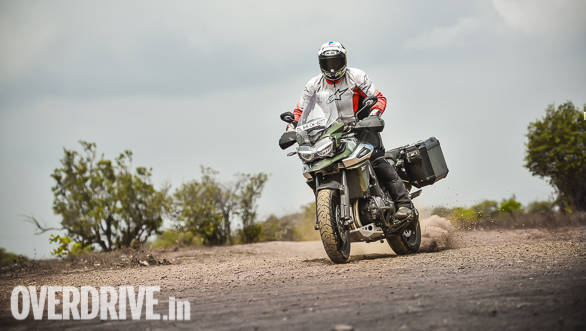 2018 Triumph Tiger 1200 XCx road test review