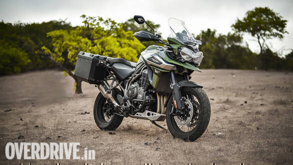 2018 Triumph Tiger 1200 Xcx Road Test Review Overdrive