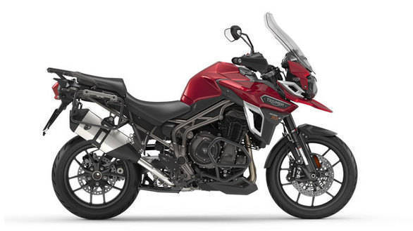 2018 Triumph Tiger 1200 launching in India on May 11