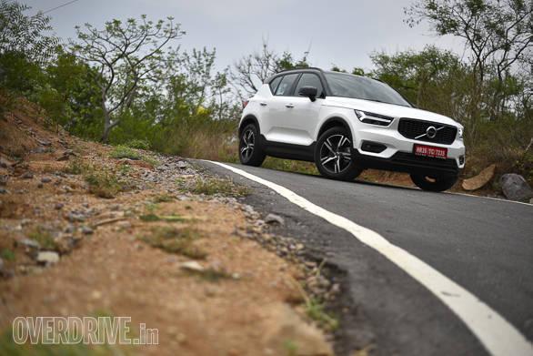 2018 Volvo XC40: Image gallery