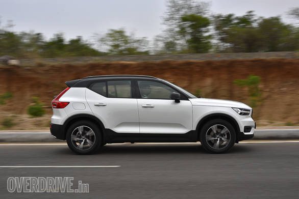 Volvo XC40 to be launched in India in the R-Design trim only