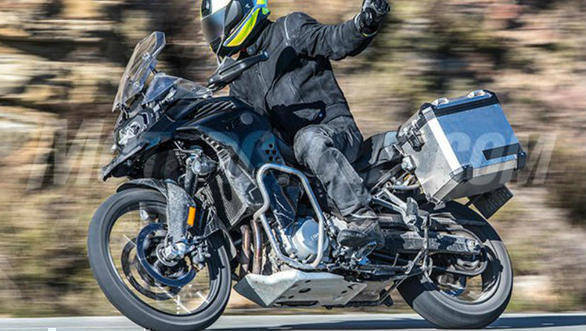 2019 BMW F 850 GS Adventure in works, to debut at 2018 EICMA?