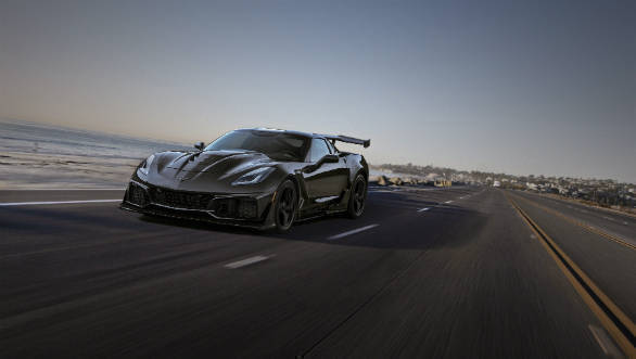 Video worth watching: 2019 Chevrolet Corvette ZR1 top speed run