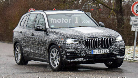 Next generation 2019 BMW X5 to be unveiled internationally next month, launch next year