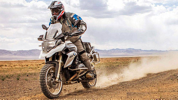 We leave for Mongolia to ride alongside Team India at the BMW International GS Trophy 2018