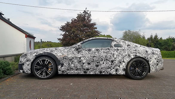 2019 BMW 8 Series Coupe spotted outside Nurburgring before launch