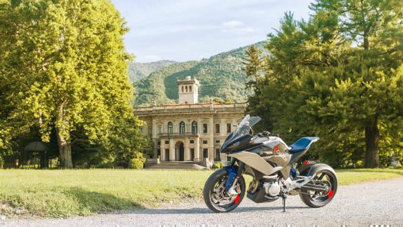 Bmw Motorrad Shows The 9cento Concept Adventure Sports Tourer