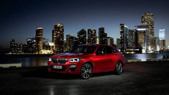 2018 BMW X4 expected to launch in India, will rival the Mercedes-Benz GLC