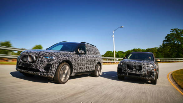 2019 BMW X7 flagship SUV: New images and details emerge