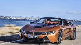 2018 BMW i8 roadster first drive review