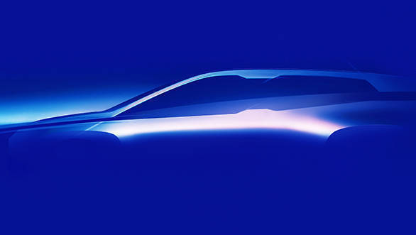 BMW reveals first image of next-generation 'i' vehicle
