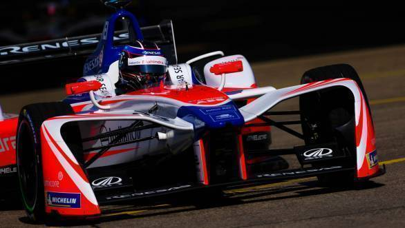 Formula E: Heidfeld scores points for Mahindra Racing at Berlin ePrix