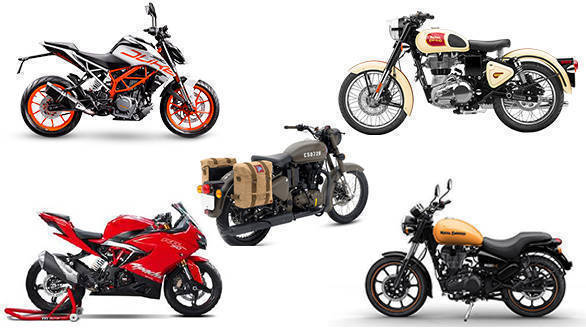 Motorcycles that you can buy if you miss booking the limited edition Royal Enfield Classic 500 Pegasus