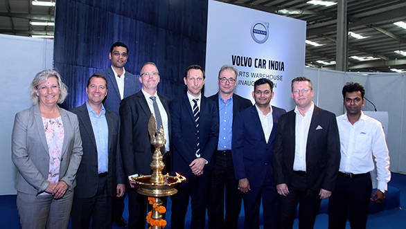 Volvo Car India opens National Parts Warehouse to cut down waiting time