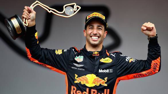 F1 2018: Daniel Ricciardo defies power-unit issue to claim Monaco Grand Prix win