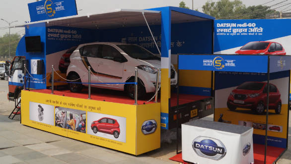 Datsun kicks off experience program to celebrate 5th global anniversary