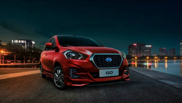 2018 Datsun Go and Go+ facelift launched in Indonesia