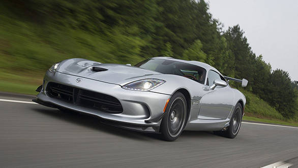 Dodge Viper could be reborn in 2020 but without a V10 engine