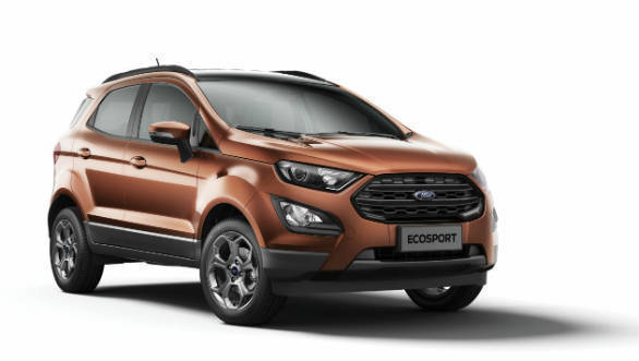Ford Ecosport S compact SUV launched starting at Rs 11.37 lakh, limited duration Signature option pack also launched starting at Rs 10.40 lakh