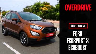 Ford EcoSport S EcoBoost | First Drive Review