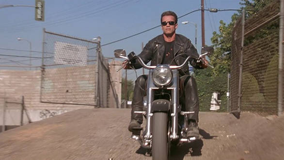 Harley-Davidson Fat Boy from Terminator 2 film to be auctioned for $ 200,000