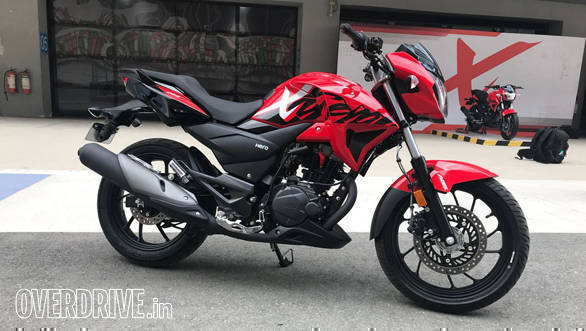 Live update: 2018 Hero Xtreme 200R first ride review