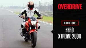 Hero Xtreme 200R First ride review